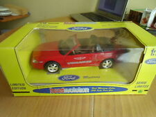 Jouef Evolution Ford Mustang Cobra 500 Indy Pace Car Die Cast 1/18