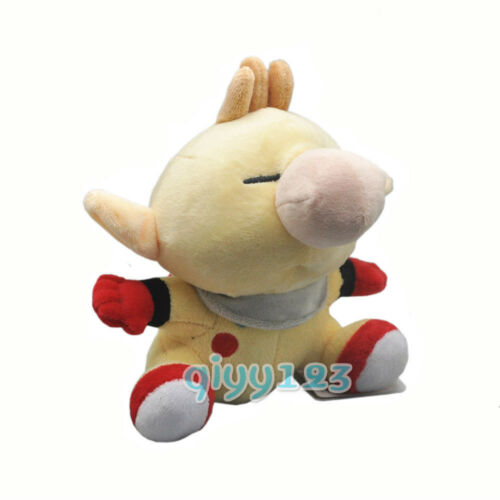 Captain Olimar 15cm Pikmin Plush Doll Stuffed Toy