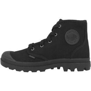 Scarpe Alto Boots 92352 Black Sneaker Donne Hi Palladium Top Casual 060 Pampa qCAwE4Bg