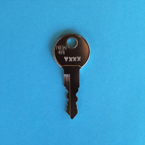 y001 per sistemi PORTABICI Chiavi chiave di ricambio