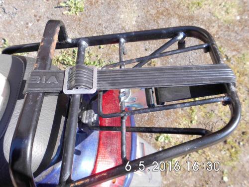 Sangle Bagages En Caoutchouc BMW k100 30x400mm Noir Universel-Rubber Straps