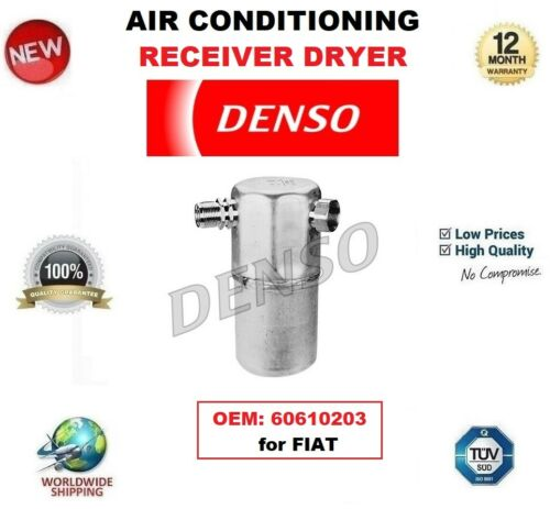60610203 for FIAT ** OE QUALITY ** DENSO AIR CONDITIONING RECEIVER DRYER OEM