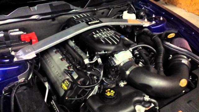 Boss 302 Intake Manifold >> Oem Ford Racing Boss Mustang 302 Intake W Install Kit M9424m50br M9444m50b