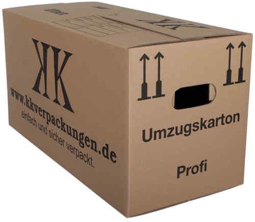 200 neue UMZUGSKARTONS 2 Wellig UMZUGKARTONS MEGA 45kg Midori-Europe