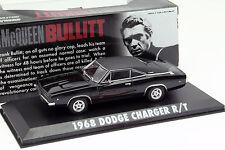 Dodge Charger R / T Steve McQueen aus dem Film Bullitt 1968 1:43 Greenlight
