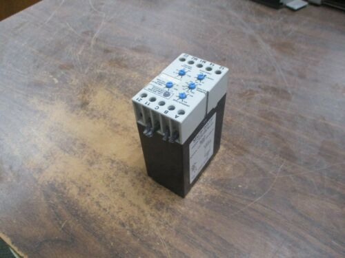 Macromatic Phase Monitor Relay PMDU Ser B 208-480VAC Used