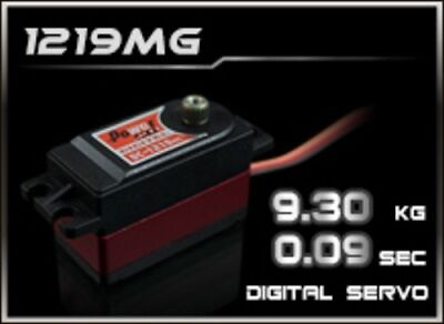 HD-Power digital servo dc-1219mg 40,7x20,2x25,4 mm - 7,2kg - (2113.051)