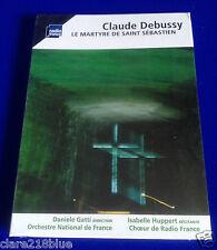 NEW Sealed Claude Debussy: Le Martyre de Saint Sebastien 2012 CD 5 Acts Opera