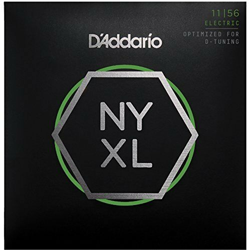 Medium Top Extra-Heavy Bottom D/'Addario Nickel Wound Electric Guitar Strings