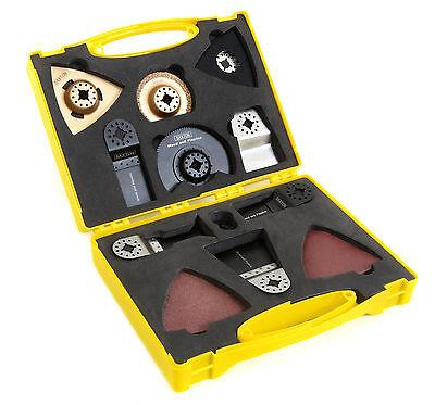 SH20CS01 Saxton Blades Case Set Fein Multimaster Bosch Makita Worx Multitool