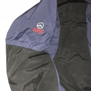 The North Face Mens Summit Series Gore-Tex XCR Waterproof Jacket-Size M Blue