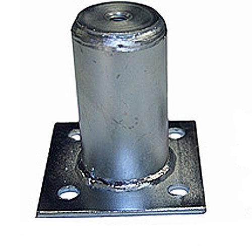 UniRac 1-Piece Steel Flat Top Standoff