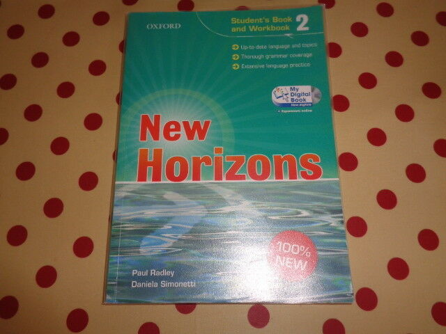 NEW HORIZONS. STARTER-STUDENT'S
