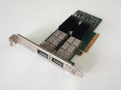 Mellanox MCX354A-FCAT ConnectX-3 Pro VPI Adapter Card Dual-Port QSFP 56GbE