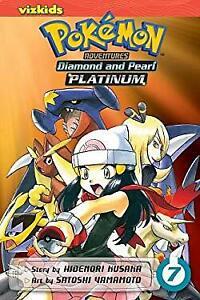 Pokemon-Adventures-Vol-7-Diamond-and-Pearl-Platinum-ExLibrary