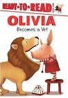 Olivia Becomes a Vet by Turtleback Books (Hardback, 2011)