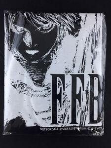 Details About Final Fantasy Brave Exvius Ffbe Rain T Shirt M Size Black Square Enix