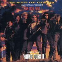 Jon Bon Jovi, Bon Jovi - Blaze Of Glory [new Cd] on Sale