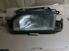 OEM Headlight Driver Side Headlamp Assembly MAZDA 323 Left 88 89