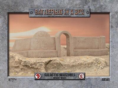 Desert Murs Idéal pour Star Wars Légion