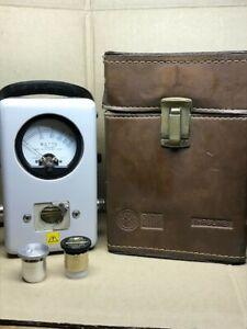 Bird-43-Thruline-Wattmeter-case-element-VHF-blank-dummy-slug-element