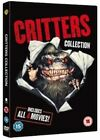 Critters 1-4 5051892008259 With Leonardo DiCaprio DVD Region 2