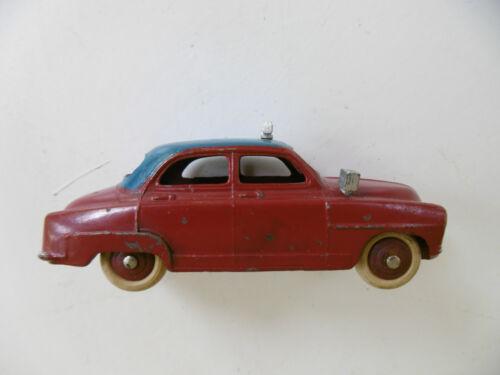 Dinky Toys Serie 24 Simca Aronde Taxi Ref U 1956/59 1/43è Bon Etat