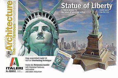 Buono Italeri Statua Della Libertà, Libertà Island Nyc 68002 St