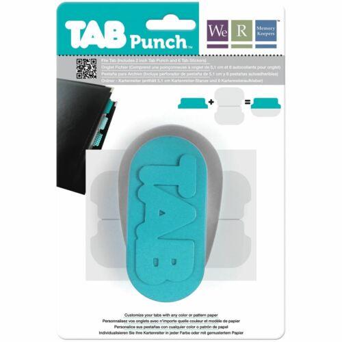 "2/"" Tab Punch-File"