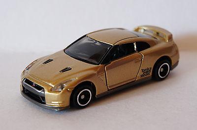 TOMICA #094-6 NISSAN GT-R 1//61 GOLD JAPAN EXCLUSIVE 2015 EVENT MODEL #13