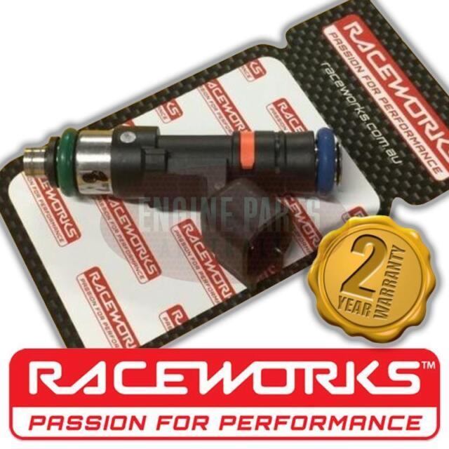 New 1000cc Raceworks Bosch ID1000 E85 OK EV14 3/4 length fuel injector 2 Yr Wty
