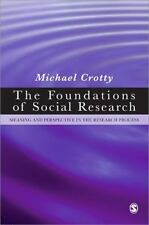 The Foundations of Social Research : Meaning and Perspective in the Research...