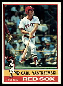 1976-Topps-230-Carl-Yastrzemski-Red-Sox-VG-EX-Very-Good-Excellent