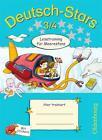 Deutsch-Stars 3/4. Lesetraining für Meeresfans von Ursula Kuester, Cornelia Scholtes und Annette Webersberger (2012, Taschenbuch)