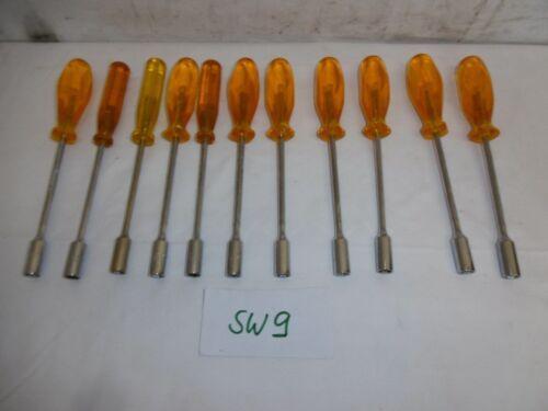 1x Steckschlüssel Größe SW9x135 Sechskant Steck Schlüssel ex Bundeswehr SW9