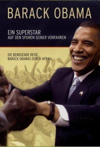 1 von 1 - DVD/ Barack Obama - Ein Superstar auf den Spuren seiner Vorfahren !! NEU&OVP !!