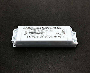 Ersatztrafo-Alogeno-Elettronico-Eaglerise-SET150LS-12Volt-50-150Watt