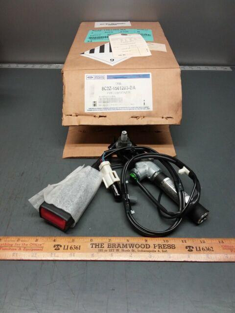 FORD OEM 08-14 E-350 Super Duty Front Seat Belt-Buckle Left 8C2Z1561203BA