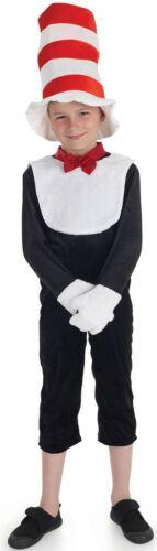 chapeau Tom Enfants Garçons Filles Chat livre semaine fancy dress costume outfit M