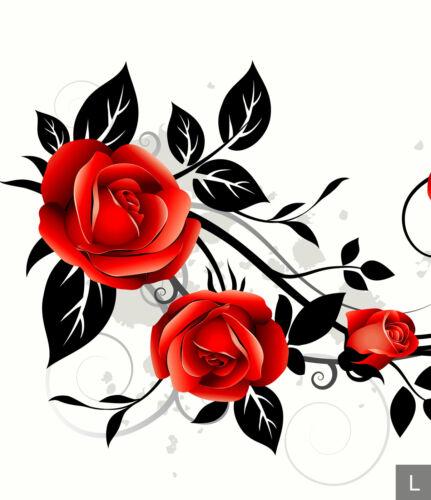 Papier peint toile rankende rose-papier peint papier peint papiers peints photos fleurs fdb149