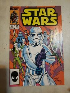 Star-Wars-97-1st-Print-amp-Series-Marvel-Comics-1985-HIGH-GRADE