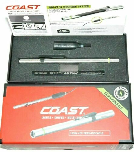 As sold by Snap-On Coast A9R Rechargeable Inspection Pen Light