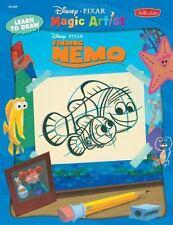 How to Draw Disney-Pixar Finding Nemo (DMA LearntoDraw Books) The Disney Storyb