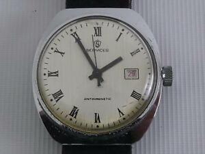 ref165DX-14-Superb-Men-039-s-Services-Wristwatch-Working