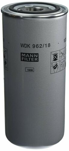 WDK962//18 Mann Fuel Filter Spin-on
