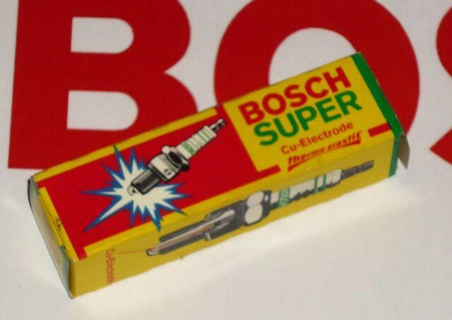 1x original BOSCH WR8DCX+ = +22 SUPER YTTRIUM plus Zündkerze spark plug NEU OVP