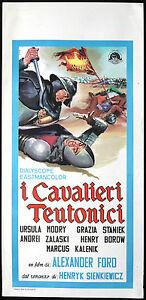 cartel-de-la-pelicula-para-el-CAVALIERI-LOS-CABALLEROS-TEUToNICOS-alexander-ford