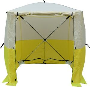 Image is loading 1-8x1-8x2m-Pop-Up-Work-Tent-Shelter-  sc 1 st  eBay & 1.8x1.8x2m Pop Up Work Tent Shelter Welding Screen /Maintenance ...