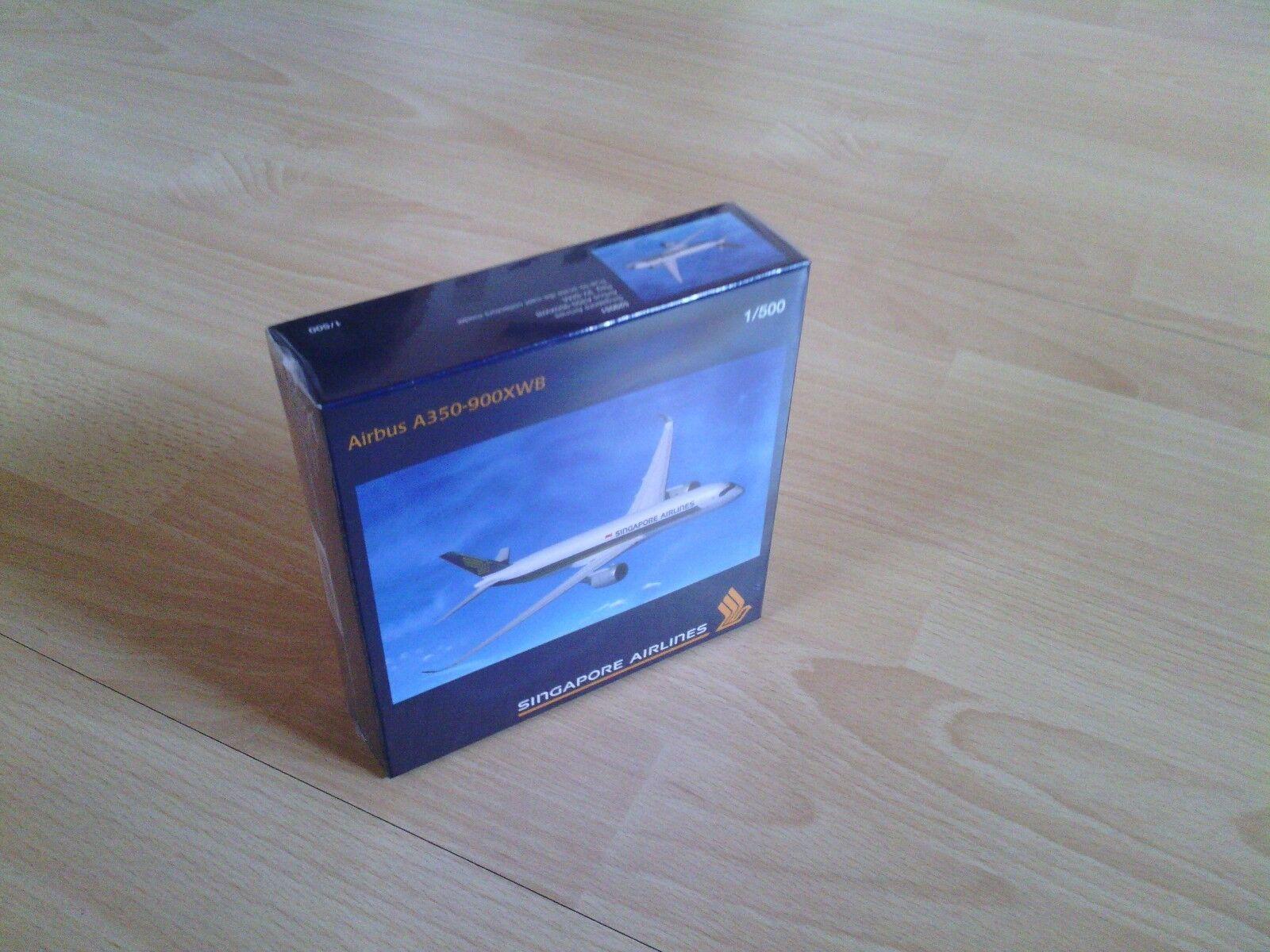Herpa 529051 Singapore Airlines Airbus A350-900XWB 1 500  | Um Eine Hohe Bewunderung Gewinnen Und Ist Weit Verbreitet Trusted In-und