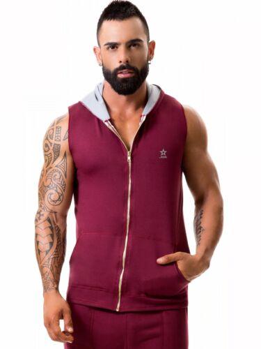 JOR 0362 Hoodie Herren Sweatshirt Kapuzenpulli Sweatshirt mit Kapuze Gym
